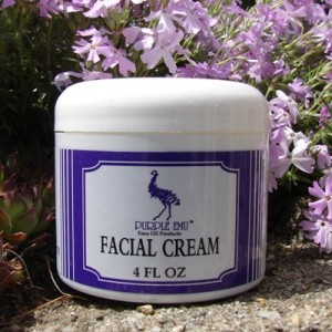 emu oil facial products