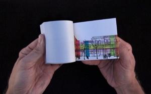 interactive flip book