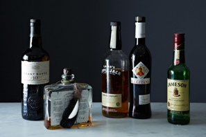 desserts with alcohol
