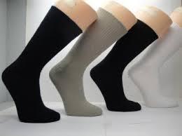 Non-elastic socks