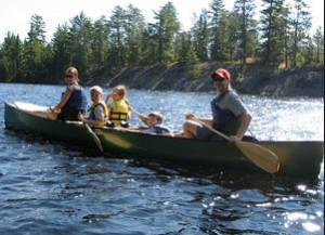 Canoe or Kayak Trip