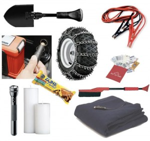 First Aid Kit For Your Car
