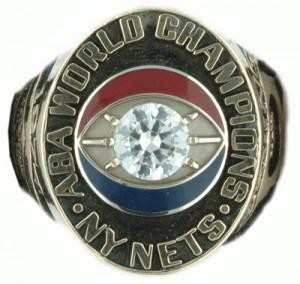 ABA championship rings
