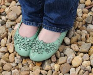 Not-so-sensible shoes