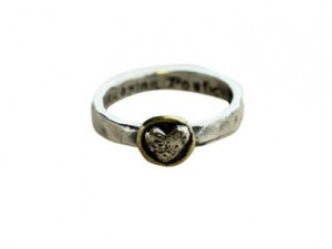 Wear your heart on your finger
