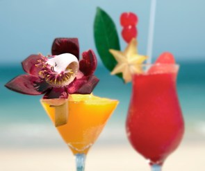 resort cocktails