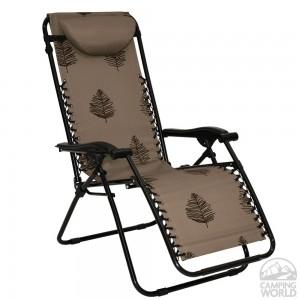 camping recliner