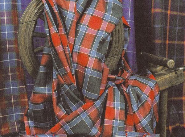Tartan blankets from Celtic Croft
