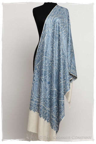Cashmere shawl from Seasons