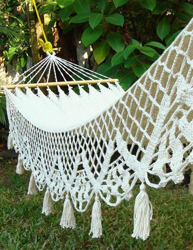 lacy hammock