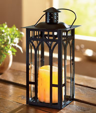 LED flameless candle lamp