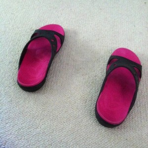 meditation slippers