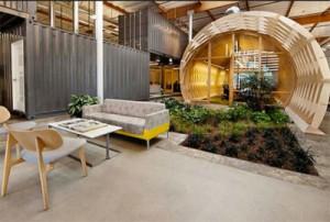 Office gardens