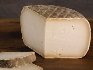 Garrotxa cheese