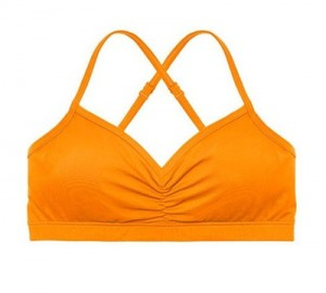 Shapely sports bra