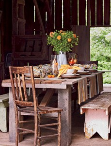 Country décor