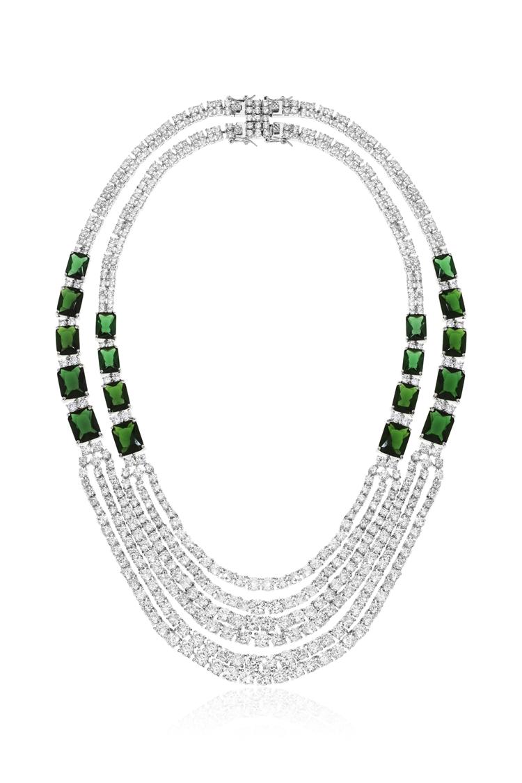 Art Deco reproduction necklace