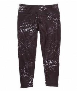 Capri pants with secret pockets