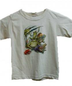 frog t shirt