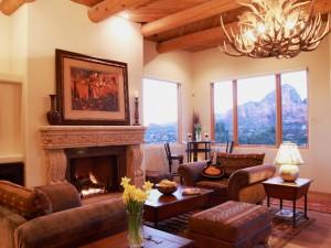 southwest style room