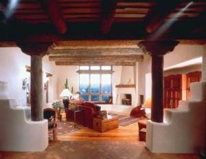 southwest home decorating kiva style