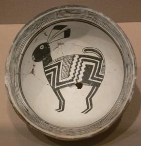 Southwestern rabbit symbol