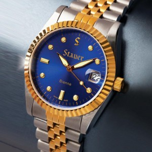 STAUER mens watch