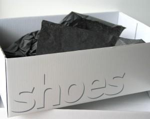 paper shoe boxes