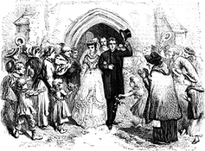 victorian weddings