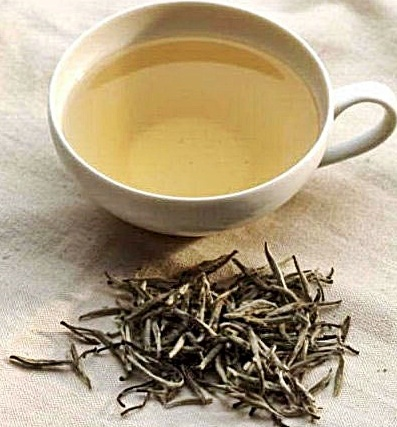 White chocolate white tea