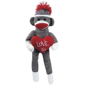 Love Ya Sock Monkey