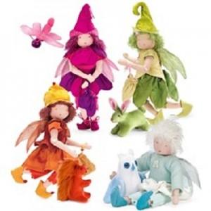 Magic Cabin Seasonal Fairies