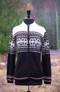 MOUNT CAESAR ALPACA sweater