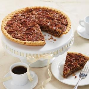 pecan pie form River Street Sweets