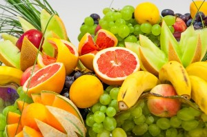 pile of fresh fruit