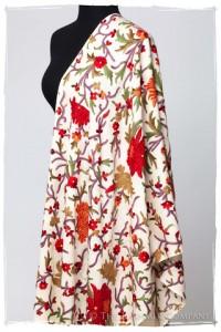 SEASONS KASHMIR winter shawl
