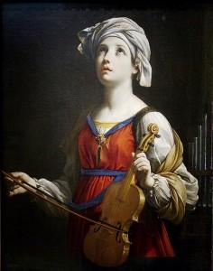 St Cecelia
