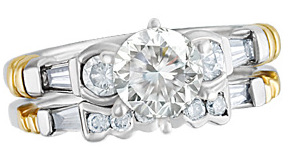 GRAY AND SONS Diamond Engagement Ring