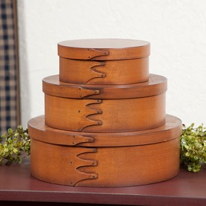 IRVINS decorative Shaker boxes