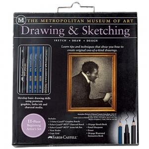 METKIDS drawing and sketching kit