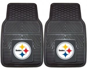 Steelers car mats