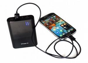 USB backup charger
