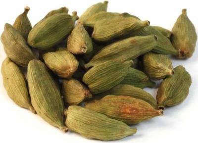 Green cardamon seeds