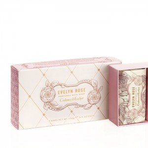 CRABTREE AND EVELYN rose soap