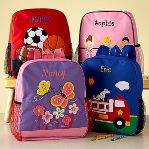 PERSONAL CREATIONS kids backpacks