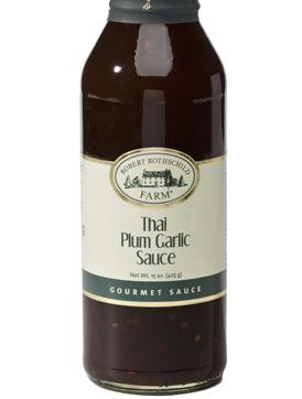 Thai Plum Garlic Glaze