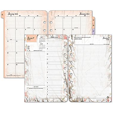 Franklin Covey Planner Refills