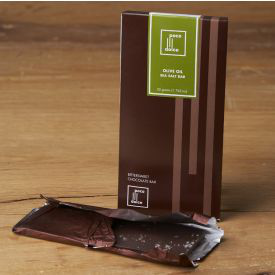 Olive oil chocolate