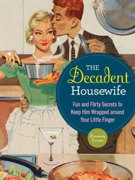 The Decadent Housewife - Rosemary Counter