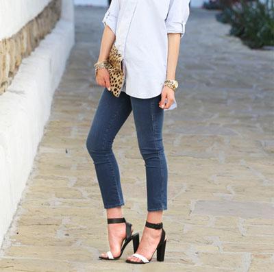 Minimal sandals